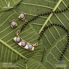 Get in touch with us on 990 444 3030 Diamond Mangalsutra, Gold Mangalsutra Designs, Gold Rings Jewelry, Gold Jewellery Design, Diamond Jewelry, Fashion Necklace, Fashion Jewelry, Long Pearl Necklaces, Touch