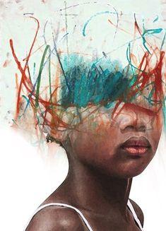"""Os """"Dream Portraits"""" do fotógrafo espanhol Antonio Mora"""