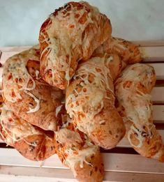 Éhezésmentes karcsúság Szafival - Paleo pizzás croissant
