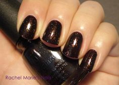 china glaze midnight magic