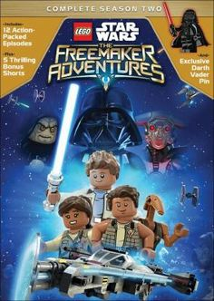 Cover image for Lego Star Wars : the freemaker adventures. Complete season 2 [videorecording (DVD)]