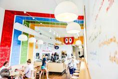 123 Sushi // Minneapolis, MN #minneapolis #design #interiordesign #restaurantdesign #sushi