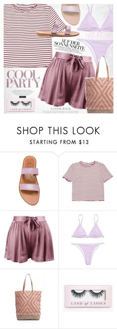 """Violet"" by vanjazivadinovic ❤ liked on Polyvore featuring K. Jacques, Boohoo, polyvoreeditorial and zaful"