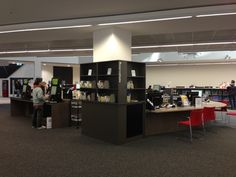 Nice aggregation of services. Customer Service Desk , Self Pickup Holds - Doncaster Library, VIC