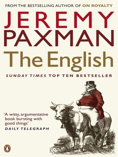 Jeremy Paxman, The English (2000).