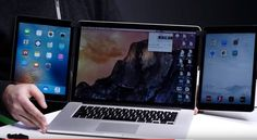 The Triple Monitor Notebook - Great addition to your workflow