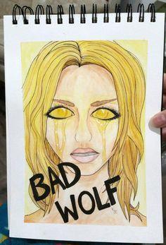BAD WOLF by Sorioffantasy on DeviantArt