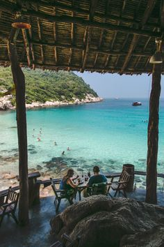 Escape to Ko Tao, Thailand • The Overseas Escape