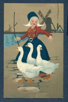 Dutch postcard