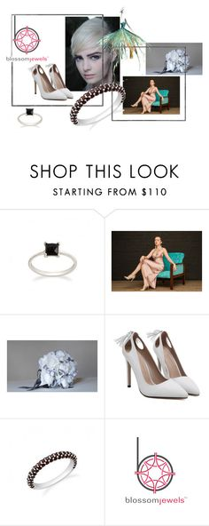 BLOSSOMJEWELS.COM by malikdesign on Polyvore featuring moda, Marc Jacobs and Blossomjewels