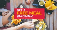 Order a Meal with Discounted Food Delivery Codes! :: Meet Recipe, Easy French Recipes, Food Vocabulary, London Eats, Order Food, French Food, World Recipes, Food Festival, Food To Make