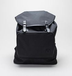 Fred Perry L8206 Nylon Rucksack Black