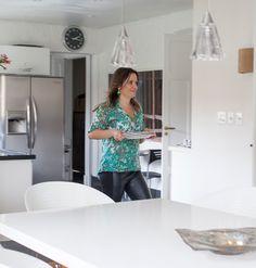 Open house - Patricia e Marco. Veja: https://casadevalentina.com.br/blog/detalhes/open-house--patricia-e-marco-2790 #decor #decoracao #interior #design #casa #home #house #idea #ideia #detalhes #details #openhouse #casadevalentina #kitchen #cozinha