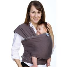 Moby Wrap Baby Carrier - Slate - buybuy BABY