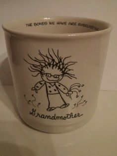 Children of the Inner Light Grandmother coffee cup no handle in Mugs, Cups | eBay