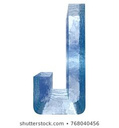 Conceptual blue light cold frosted water or ice winter season font isolated on white snow background. Cool crystal decorative character cut of frozen liquid, transpaernt illustration concept Winter Season, Frost, Alphabet, Light Blue, Snow, Concept, Cold, Crystals, Cool Stuff