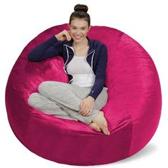 73137e1ed21b 9 Best Top 10 Best Bean Bag Chairs Review images