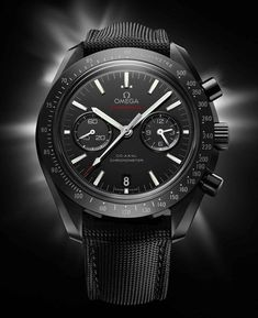 Blackout: 10 New Black-on-Black Watches  $12K