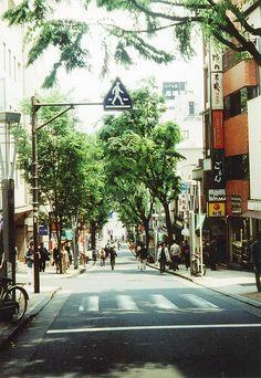 kagurazaka tokyo japan