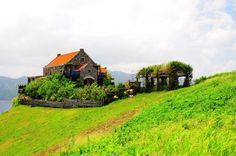 I dream of living here. Batanes, Philippines house
