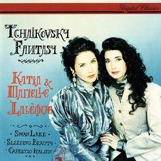"""De álbum """"Tchaikovsky Fantasy"""" del Marielle Labèque en Napster"""