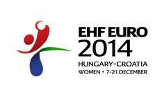 Logo Europeo Balonmano Femenino 2014