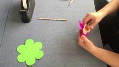 How to Make Chupa Chup Flowers