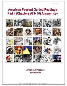 The american pageant 16th edition dbq essays