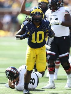 Blog recap  Michigan football pulls away from Cincinnati 92cbadba6