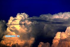 Όταν ο ουρανός έχει κέφια, ζωγραφίζει… με τον φακό του trikalaola.gr   Trikalaola.gr Νέα , Ειδήσεις & Εκδηλώσεις από τα Τρίκαλα