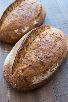 Fresh Milled Spelt Sourdough Bread: Bread With a Cracked Spelt Soaker - King Arthur Flour