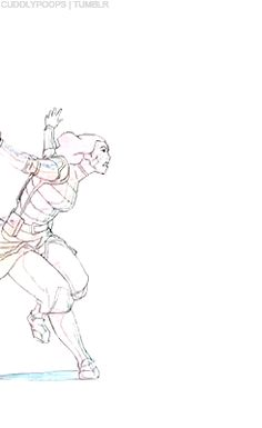 legend of korra animation keys - Google Search