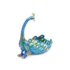 Peacock Ring Holder  $14.95 www.AllThingsPeacock.com