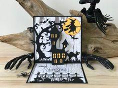 Halloween Pop Up Card