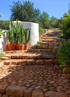 respectful-renovation-beautiful-ibiza-finca- pinned by ibizadiscover.com