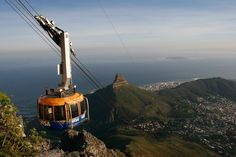 Кейптаун – город на стыке двух океанов