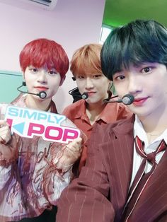 190607 Simply K-Pop [Youngmin × Woojin × Daehwi] Lee Daehwi, Set Me Free, Kim Dong, Korean Group, New Music, Boy Groups, Breathe, Parks, Idol