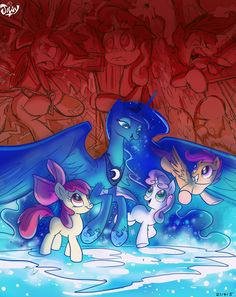 Protection From Our Nightmare by Jowybean.deviantart.com on @DeviantArt