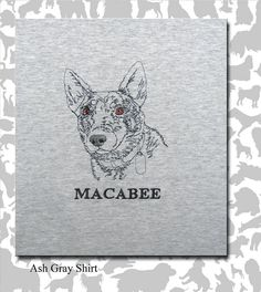 AUSTRALIAN CATTLE DOG Original Blue Heeler by OneDogFashions