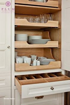 10 Smart Storage Solutions for Your Kitchen . This is just what I've been thinking of for my kitchen cabinets. PerfectTop 10 Smart Storage Solutions for Your Kitchen . This is just what I've been thinking of for my kitchen cabinets. Dream Kitchen, Kitchen Storage, Kitchen Remodel, New Kitchen, Home Kitchens, Kitchen Organization, Kitchen Tops, Kitchen Renovation, Kitchen Design