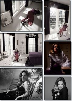 Lisa Marie Presley At Graceland. Pictures taken in her grandparents, Gladys & Vernon room. It's on the first floor directly across from the staircase