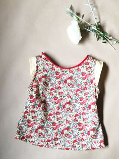 Liberty Claire Aude Classic Top