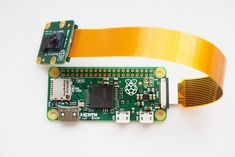 Raspberry Pi Zero now comes camera-ready | The Verge