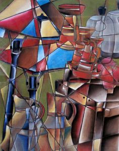 Cubism Most Famous Artists, Guernica, Post Impressionism, Futurism, Cubism, Pablo Picasso, String Art, Abstract Expressionism, Surrealism