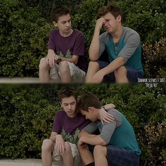 "#TheFosters 3x03 ""Deja Vu"" - Jude and Connor"