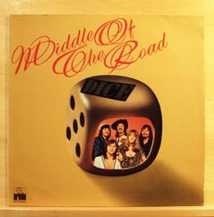 MIDDLE OF THE ROAD - Dice - mint minus Vinyl LP Hitchin a Ride in the Moonlight