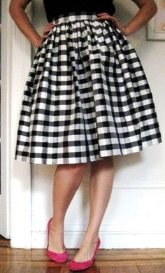 Gertie's New Blog for Better Sewing: Sew a Full, Gathered Skirt , Part One: Make…