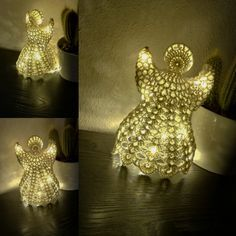 Designed by Lene Vilstrup Nielsen Christmas Angel I& tried to make a Christmas . Designed by Lene Vilstrup Nielsen Christmas Angel I& tried to make a Christmas edition of my well-known light ball, which led . Christmas Angels, Christmas Time, Crochet Christmas, Xmas, Knitting Patterns Free, Free Pattern, Crochet Angels, Mohair Yarn, Ball Lights