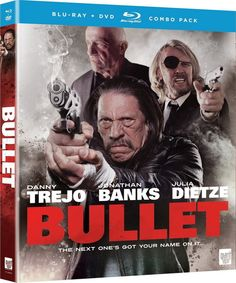 Пуля / Bullet (2014/BDRip/HDRip/PROPER)