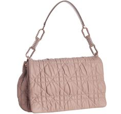 Christian Dior quilted lambskin bag